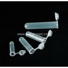 High Quality for Freezing Tube PP Micro Disposable Centrifuge Tube supply to Reunion Manufacturers
